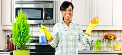 home cleaning extras
